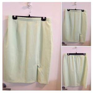 Shades of Spring Skirt 16 🌷
